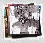 The Beatles 72p Stamp (2007) Revolver
