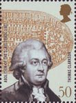 The Abolition of the Slave Trade 50p Stamp (2007) Thomas Clarkson