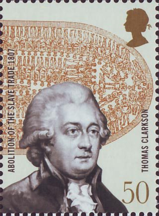 thomas clarksons essay on the slave trade Thomas clarkson (1760-1846), the impolicies of slave trade (1788) thomas clarkson was as convinced as his fellow founders of the society for the abolition of the.