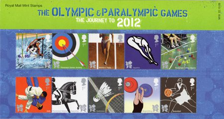 Olympic and Paralympic Games 2012 (2009)
