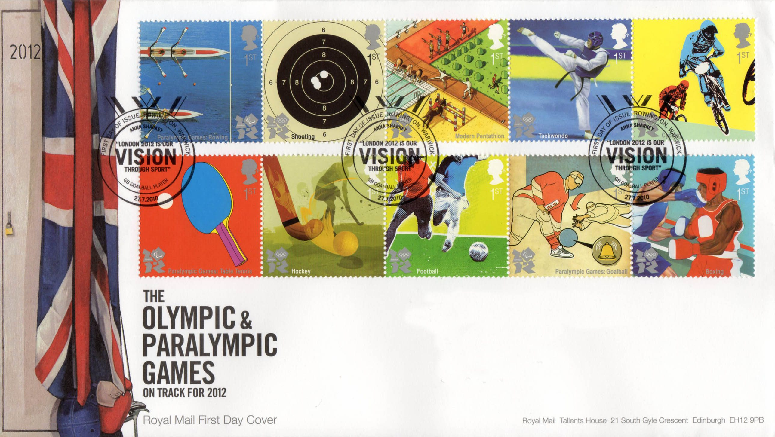 2010 olympic and paralympic games