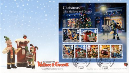 Christmas with Wallace and Gromit (2010)