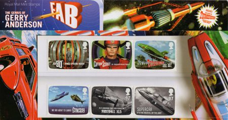 FAB: The Genius of Gerry Anderson (2011)
