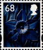 New Tariff - Regional Definitives 68p Stamp (2011) Daffodil