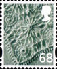 New Tariff - Regional Definitives 68p Stamp (2011) Linen