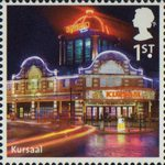 A to Z of Britain, Series 1 1st Stamp (2011) Kursaal