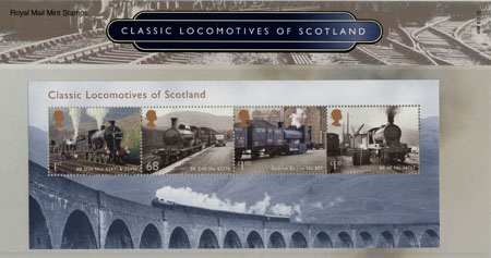 Classic Locomotives of Scotland (2012)