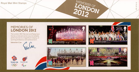 Memories of London 2012 (2012)