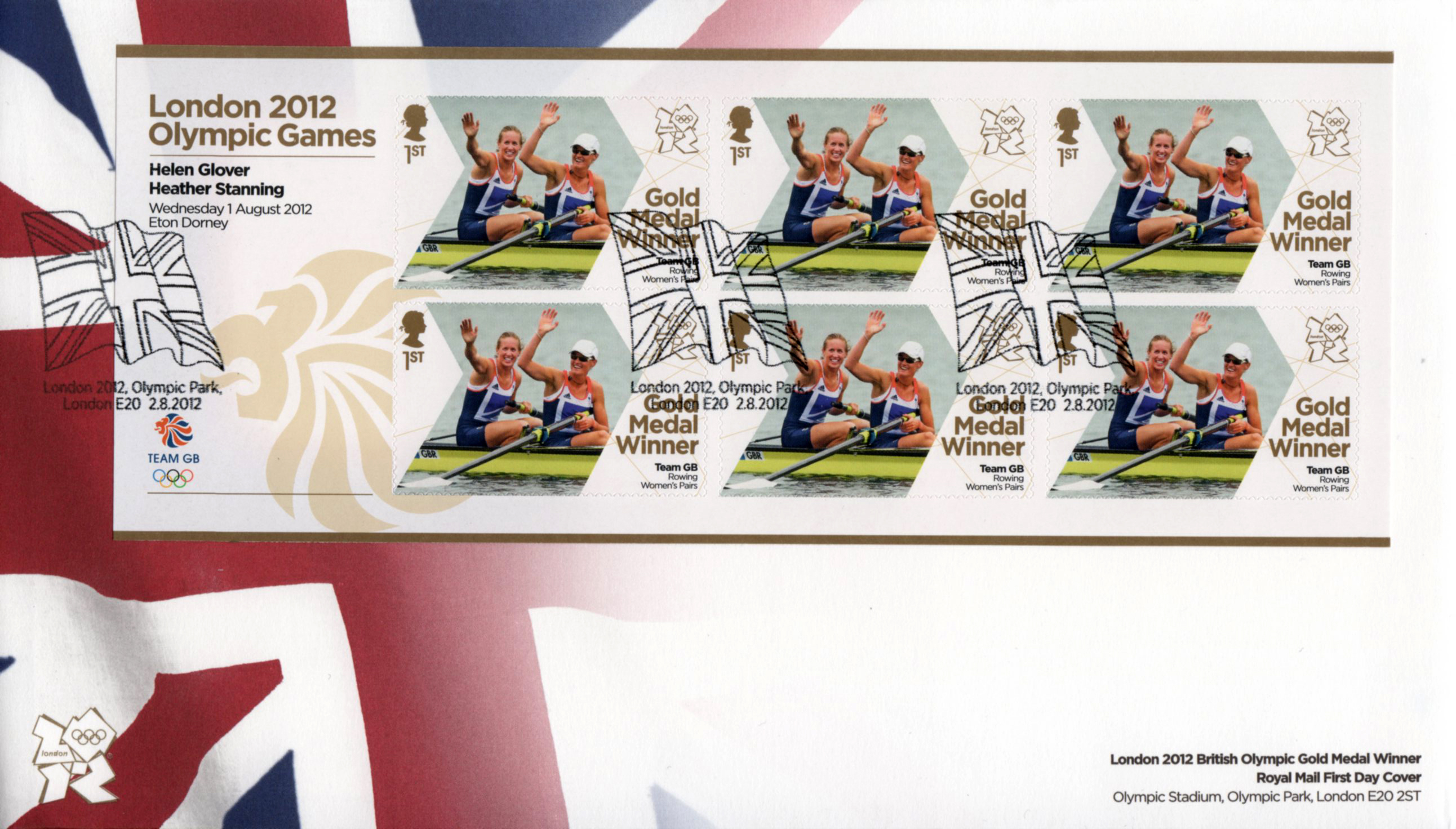 British Stamps For 2012 Collect Gb Stamps