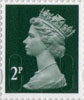 Definitives - Revised Colours 2p Stamp (2013) 2p Iridescent