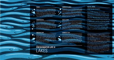 Post & Go: Lakes - Freshwater Life 2 (2013)