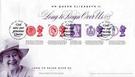 Long to Reign Over Us (2015)
