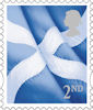 New Country Definitives 2nd Stamp (2018) Scotland 2nd