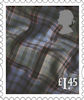 New Country Definitives £1.45 Stamp (2018) Scotland £1.45