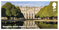 Hampton Court Palace 1st Stamp (2018) Hampton Court Palace – East Front