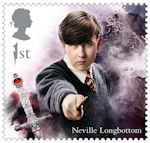 Harry Potter 1st Stamp (2018) Neville Longbottom