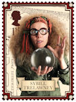 Harry Potter 1st Stamp (2018) Sybill Trelawney