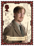 Harry Potter 1st Stamp (2018) Remus Lupin