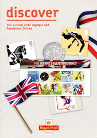 Discover The London 2012 Olympic and Paralympic Games