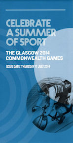 Celebrate a Summer of Sport - Glasgow 2014