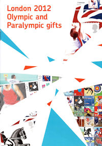 London 2012 Olympic and Paralympic gifts