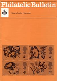 British Philatelic Bulletin Volume 4 Issue 7