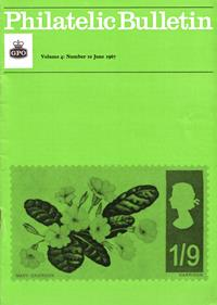 British Philatelic Bulletin Volume 4 Issue 10