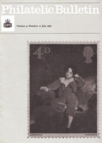 British Philatelic Bulletin Volume 4 Issue 11