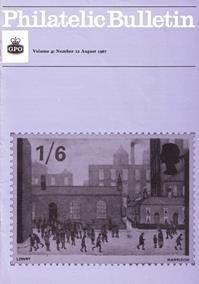 British Philatelic Bulletin Volume 4 Issue 12