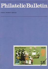 British Philatelic Bulletin Volume 7 Issue 8