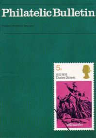 British Philatelic Bulletin Volume 7 Issue 10