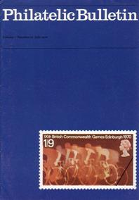 British Philatelic Bulletin Volume 7 Issue 11