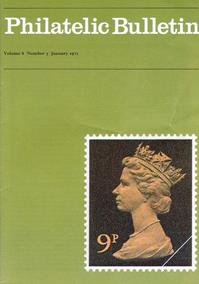 British Philatelic Bulletin Volume 8 Issue 5