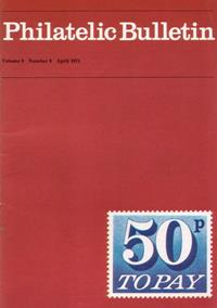 British Philatelic Bulletin Volume 8 Issue 8