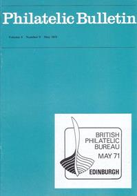 British Philatelic Bulletin Volume 8 Issue 9