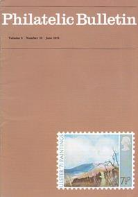 British Philatelic Bulletin Volume 8 Issue 10
