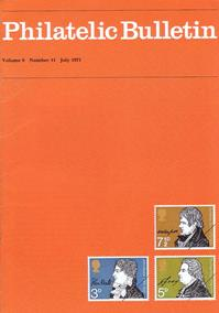 British Philatelic Bulletin Volume 8 Issue 11
