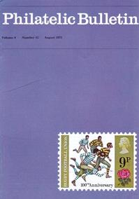 British Philatelic Bulletin Volume 8 Issue 12