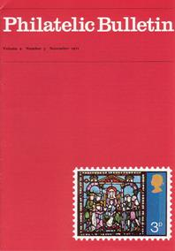 British Philatelic Bulletin Volume 9 Issue 3
