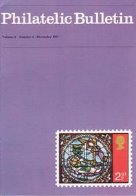 British Philatelic Bulletin Volume 9 Issue 4