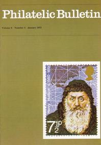 British Philatelic Bulletin Volume 9 Issue 5