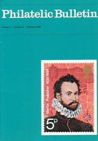 British Philatelic Bulletin Volume 9 Issue 6