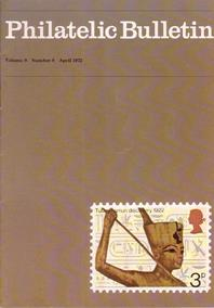 British Philatelic Bulletin Volume 9 Issue 8