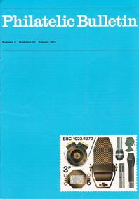 British Philatelic Bulletin Volume 9 Issue 12