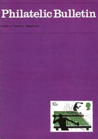 British Philatelic Bulletin Volume 14 Issue 5