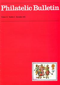 British Philatelic Bulletin Volume 16 Issue 4