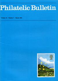 British Philatelic Bulletin Volume 16 Issue 7