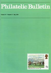British Philatelic Bulletin Volume 16 Issue 9