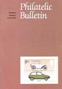 British Philatelic Bulletin Volume 20 Issue 2
