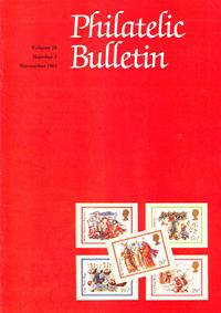 British Philatelic Bulletin Volume 20 Issue 3